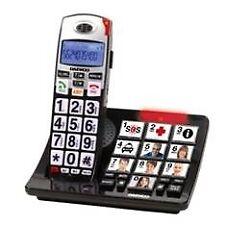 Telefono Inalambrico DECT Daewoo Dtd-7500 manos