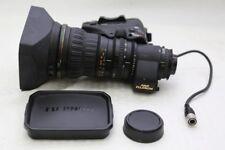 "Fujinon HA18X7.6BERM M48 2/3"" Digipower HD lens W 2X Extender B4 Mount #2"