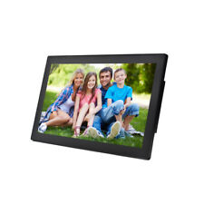 Qpix Digital 15.6'' Photo Frame 8gb Memory Full-view Resolution 1920 X 1080