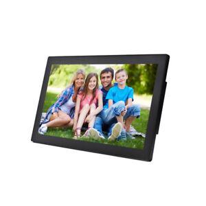 QPIX 15.6'' Digital Photo Frame Multi-Function 1920*1080 Full-View 8GB Memory