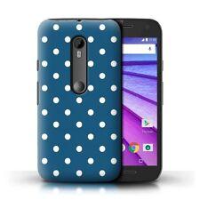 Étuis, housses et coques mats Motorola Moto G pour téléphone mobile et assistant personnel (PDA) Motorola