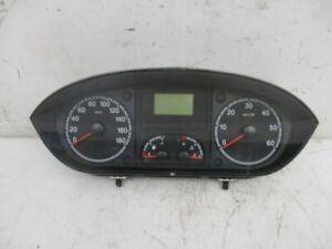 Speedometer Instrument Cluster Kmh Fiat Ducato Box (250) 100 Multijet 2,2 D