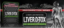AllMax Nutrition Liver D-Tox 42 capsules PCT Post Cycle Therapy