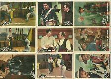 1958 Topps Walt Disney's Zorro card set good condition