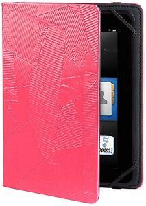 "Verso ""OMG!"" M8 Standing Cover - Kindle Fire HD 7 - iPad Mini - Hot Pink"