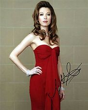 NATALIE ZEA IN A SLINKY DRESS SEXY SIGNED PHOTO
