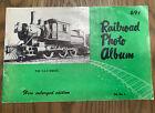 Railroad Photo Album Vol 5 The 2-6-0 Mogul Booklet