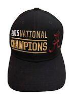 Alabama Crimson Tide 2015 National Champions Nike Snapback Cap Derrick Henry