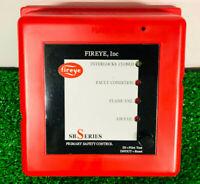 Fireye SB560223AA Flame Safeguard Control, Flame Rod Selectable Purge, SB Series