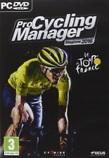 Pro Cycling Manager 2016 PC DVD-Rom