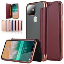 For iPhone SE 2020 12 11 Pro MAX XS XR 8 7 Leather Wallet Flip Cover Soft Case