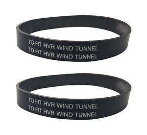 (2) Vacuum Belt for Hoover Windtunnel Vacuum fits 38528033 38528-033  - NEW