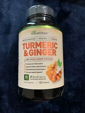 Natures Base Turmeric And Ginger