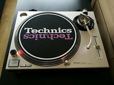 TURNTABLE  TECHNICS  SL-1200 MK2 SILVER ,  PERFECT  STATE  100 % !!!!