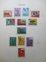 Somalia Mnh Stamps lot