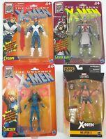 Marvel X Men Bundle Retro Fan Figure Legends Cyclops Dazzler Samurai DMGD DISC