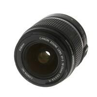 Canon EF-S 18-55mm f/3.5-5.6 IS Autofocus Lens for APS-C DSLRS {58} - (UG)