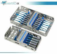 Dental Soft Brushing Kit With Composite Filling Instruments Set CE Dental Care
