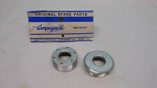NOS Campagnolo Super Record Bottom Bracket Alloy Cup Set FRENCH Thread 35 x 1