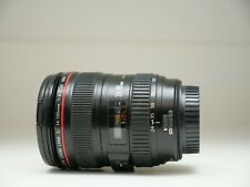 Canon L-series 24-105mm F/4 L IS USM Lens, Good Condition