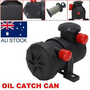 200 Oil Catch Can fit Hilux Triton MQ GU GQ Patrol ZD30 NAVARA D40 Turbo Diesel