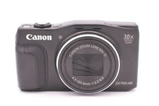 Canon PowerShot SX700 HS 16.1MP Digital Camera - Black