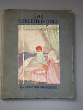 The Conceited Doll, Compton Mackenzie, A H Watson, Vintage Childrens's Story