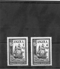 ANGOLA  Sc 325-6(SG 450-1)*VF LH $75