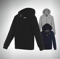 Boys Nike Full Zip Hoody Top Hooded Sizes Age 7 8 9 10 11 12 13 Years