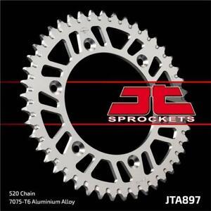 HUSQVARNA FC 350 14 15 JT ALUMINIUM REAR SPROCKET 52 TOOTH 520 PITCH JTA897.52