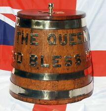 More details for royal navy rum tub - reproduction