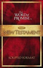 NKJV, The Word of Promise Scripted New Testament, Paperback