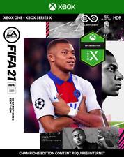 FIFA 21 XBOX ONE  [READ DESC]