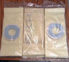3 Packs of 5 (15 bags total) Shop-Vac Filter Bag Replacement For Hippo Vacuum