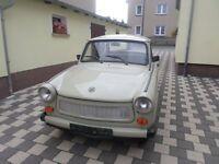 IFA Trabant 601 komplett neu aufgebaut