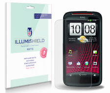 iLLumiShield Anti-Glare Matte Screen Protector 3x for HTC Sensation XE (Z715E)