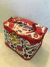 Disney collection Minnie Mouse cosmetic train case