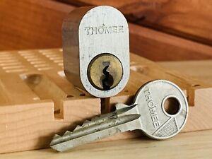 Thómee (Italian) High Security Lock w/ Key Locksport