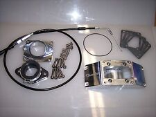 Chariot Banshee 2 into 1 Intake Kit With Cable 36-41carb