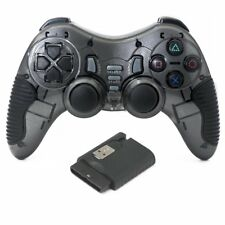 2.4GHz Wireless Game Controller Gamepads für PC Windows PS2 PS3 B12
