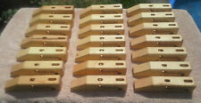 """Jorgensen Woodworking Clamps Lot Qty 21 8"""" Small Wood parallel Clamps Pony Vise"""