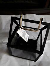 $5 Down Now! House Lantern Medium - Black - Hearth & Hand with Magnolia