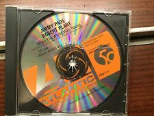 PAGE & PLANT - When The World Was Young US 2 Track PROMO CD RARE . Led Zeppelin
