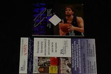PAU GASOL 2006-07 UD GAME USED JERSEY SIGNED AUTOGRAPHED CARD JSA CERTIFIED