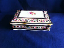 Wedgwood Clio card box for 2 packs (small flaws)