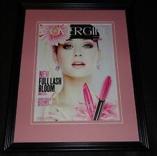 Katy Perry 2015 Covergirl Full Lash Mascara 11x14 Framed ORIGINAL Advertisement