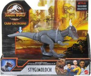 Jurassic Park World STYGIMOLOCH Strike Cretaceous Dinosaur Toy Figure