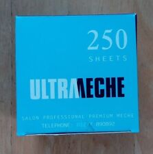 Easi Meche HighlightsHighlighting Salon Foil 250 Sheets Short(9.5cm) Ultrameche