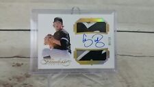 Carson Fulmer Panini Flawless 2017 Auto Patch 6/10
