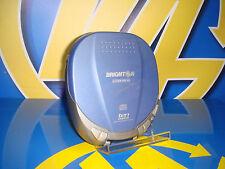 DISCMAN reproductor cd portatil-BRIGMTOM modelo BSC-943 a pilas buen estado